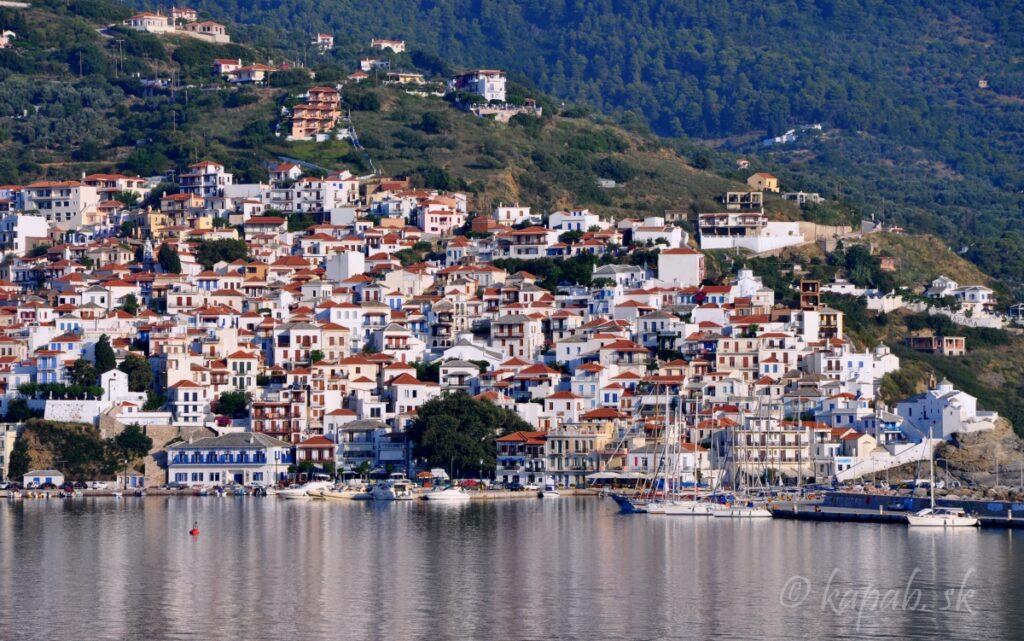Skopelos - Chora
