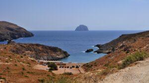 Kythira - pláže, Melidoni
