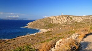 Pláž Agios Nikolaos, Kythira