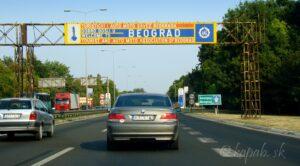 Cesta na Pelion - Belehrad