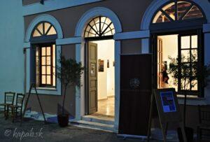 Galéria Maniatikon v Koroni