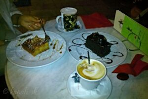 Parga, návraty - Green bakery
