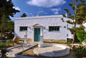 Pytgos, Tinos, Múzeum Giannisa Chalepasa