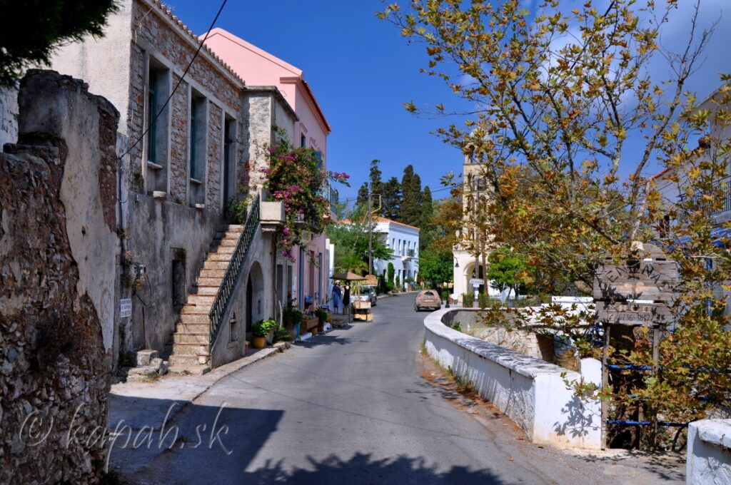 Milopotamos, Kythira