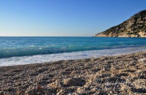 Kefalónia - pláže, Myrtos