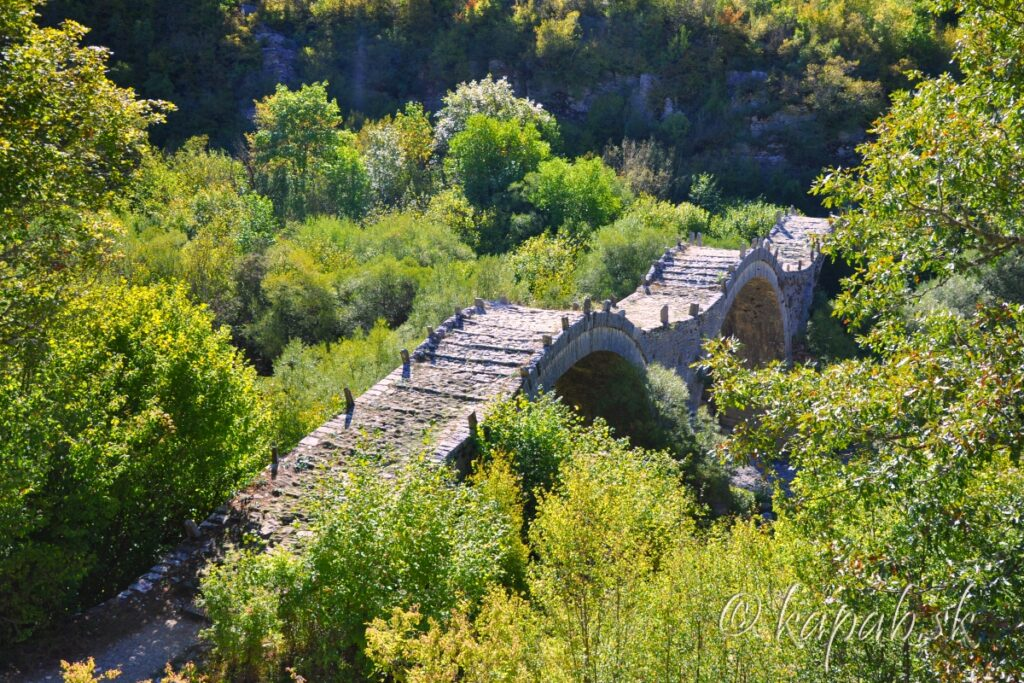 Zagori - most Kalogeriiko