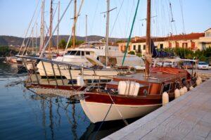 Naša grécka odysea 2016 - Galaxidi