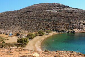 Tinos - pláže, Agia Thalassa