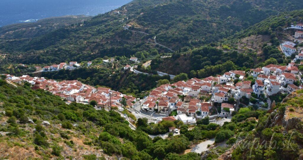 Velanidia od kostolíka Agios Ioannis