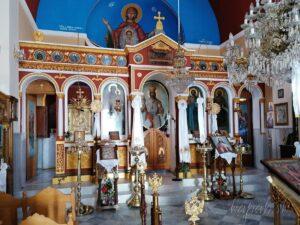 Kostol Evangelistria, Serifos